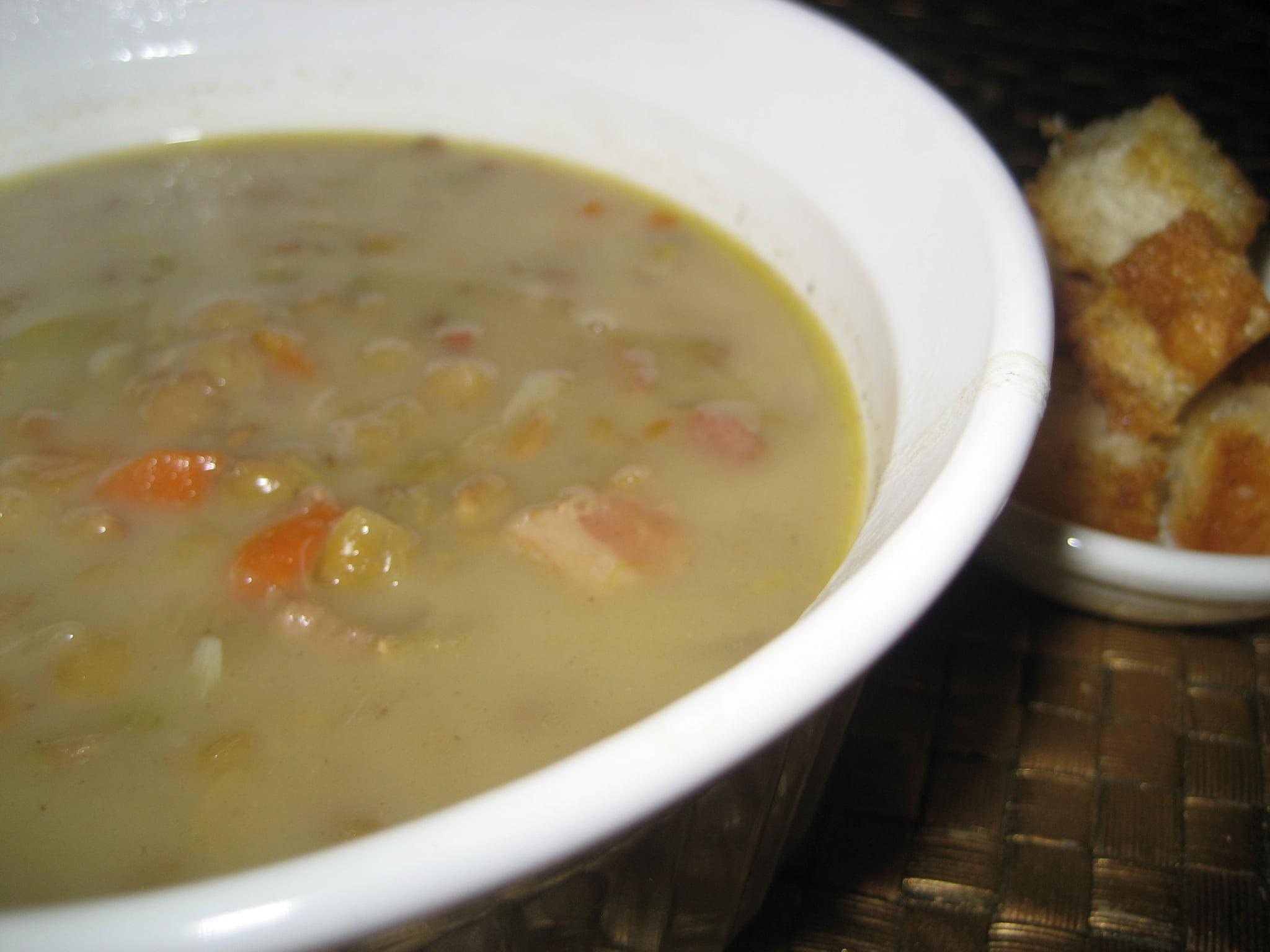 Soup's On: Lentil Soup