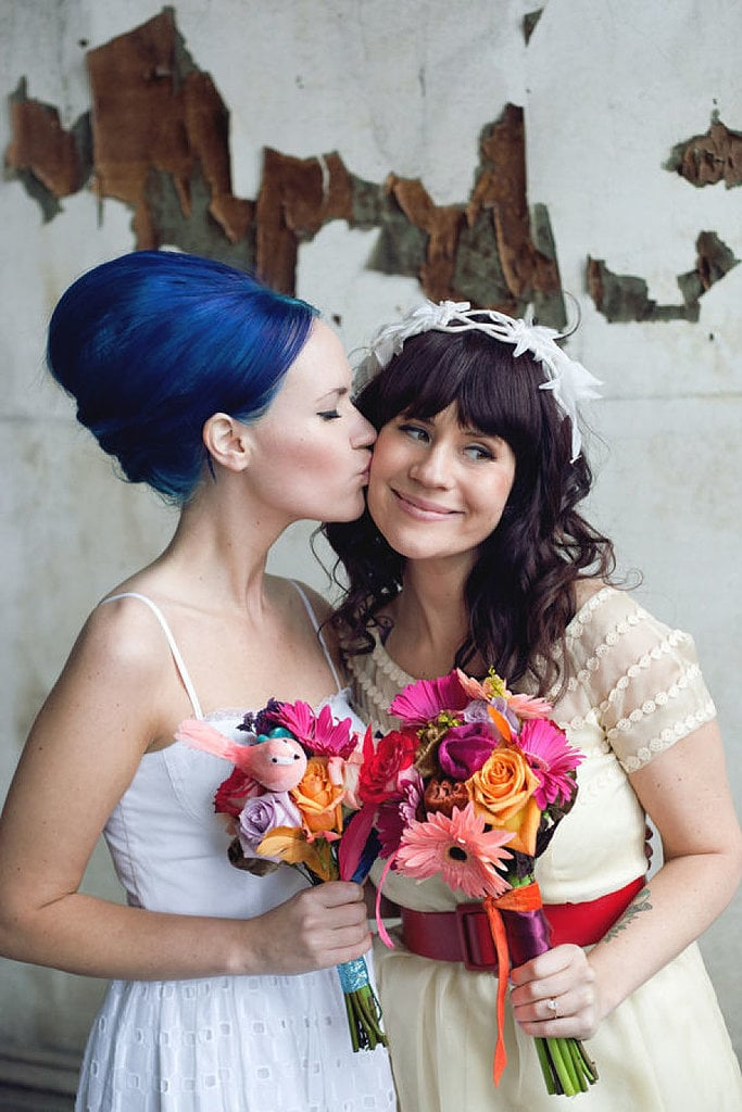 Alternative Bridal Styles