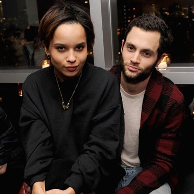 Penn Badgley and Zoe Kravitz Reportedly Split