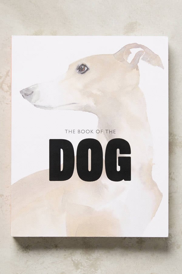 Anthropologie The Book of the Dog