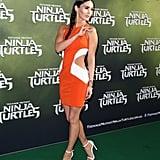 Megan Fox Was Practically Smouldering in Cutouts