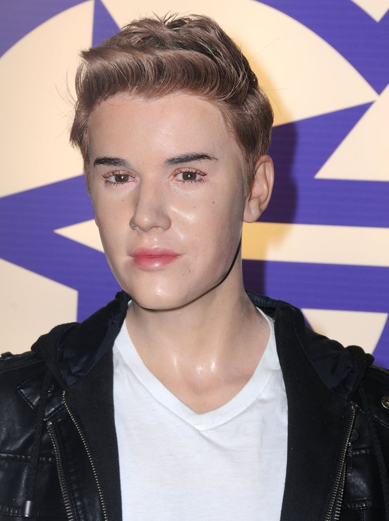The Worst Celebrity Wax Figures