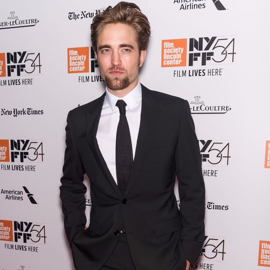 Robert Pattinson at The Lost City of Z Premiere 2016