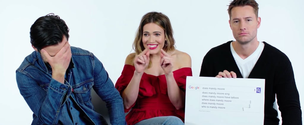 The Cast of This Is Us Answered the Internet's Burning Questions, and Things Got Weird