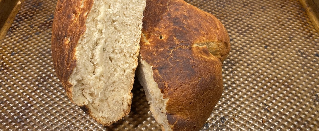 This Rosemary Parmesan Bread Can Be Made in the Crock-Pot