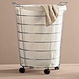 Wayfair Basics Rolling Laundry Hamper