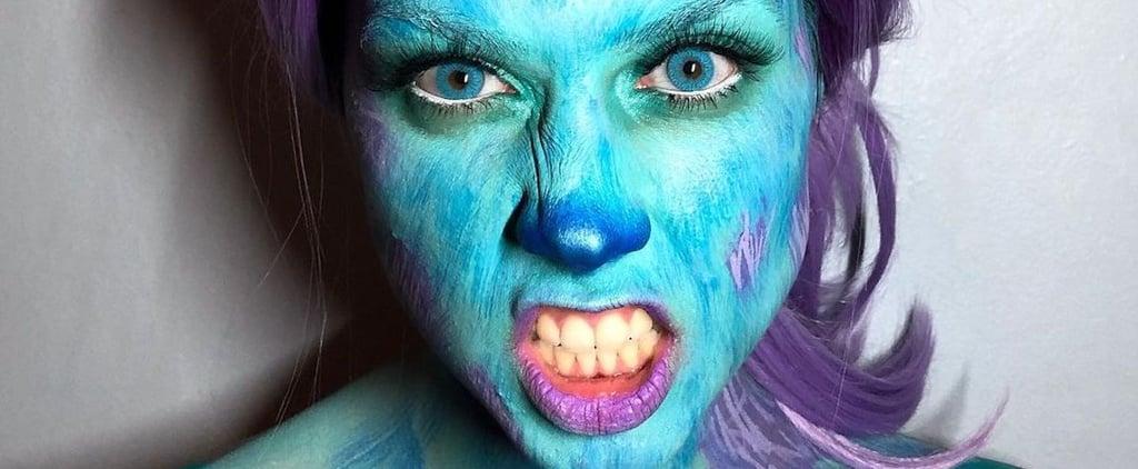 70 Disney Halloween Makeup Ideas For 2021