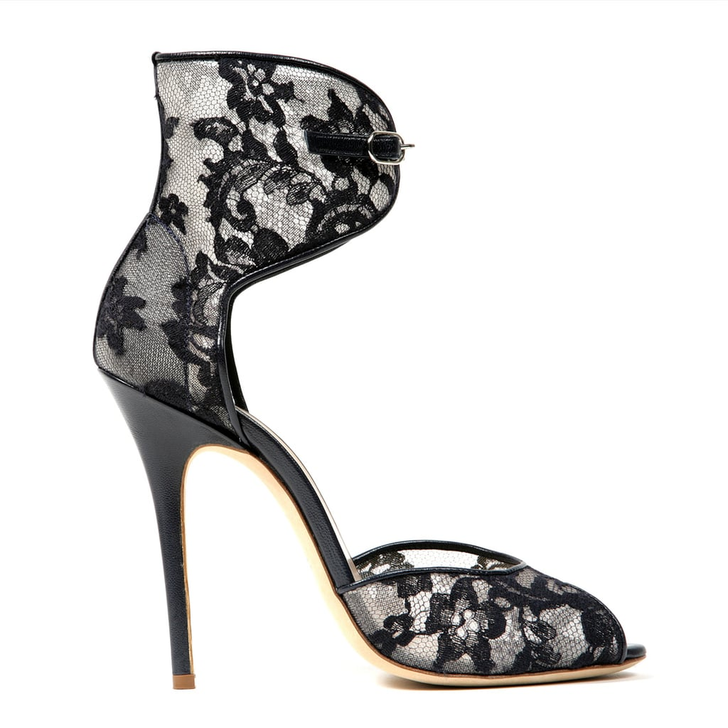 Monique Lhuillier's Debut Shoe Line Is Just as Gorgeous as Her Gowns