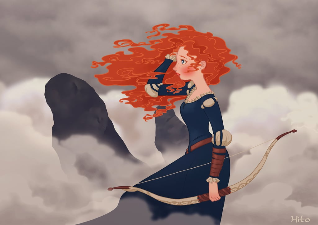 Simply Pretty Merida