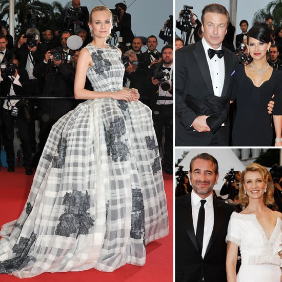 Cannes Film Festival Closing Ceremonies Pictures