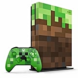 Xbox One S 1TB Minecraft Limited Edition Bundle