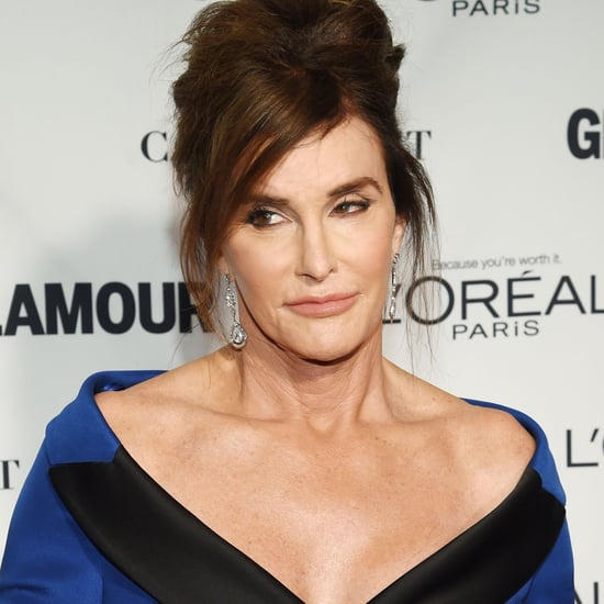 Caitlyn Jenner at the Glamour Women of the Year Awards 2015
