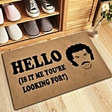 Hello (Is It Me You're Looking For?) Doormat