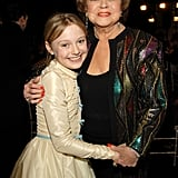 In 1998, Shirley was given one of the top honors in the entertainment world — a Kennedy Center Honor — for her work in film. In 2005, Shirley received the Screen Actors Guild Life Achievement Award, which marked one of her final Hollywood appearances before her death. During her time at the SAGs, Shirley got to meet another rising young star, Dakota Fanning. It's unsurprising that Shirley remained a lifelong Republican until her passing. Despite retiring from political life in 1992, she remained active in the fundraising world in California and hosted star-studded fundraising events for President George W. Bush's presidential campaign in 1999.