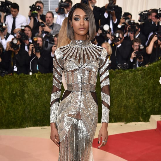Metallische Kleider bei der Met Gala 2016