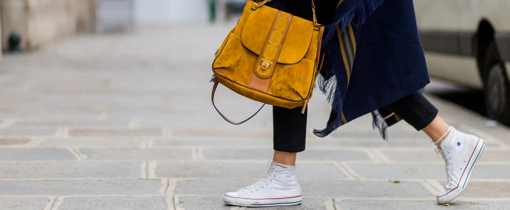 A Handful of Unique Ways to Wear Your High Tops This Season