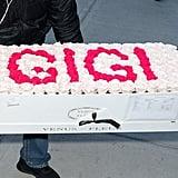 Gigi's Venus Et Fleur flower arrangement.