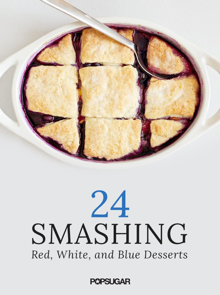 24 Smashing Red, White, and Blue Desserts