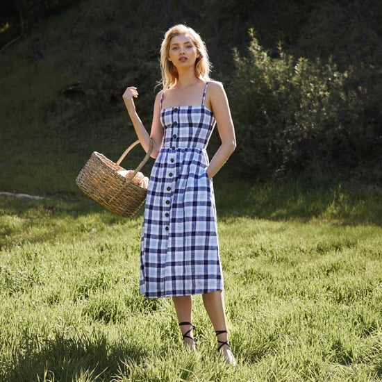 Reformation Linen Collection Spring 2019