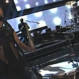"""Alicia Keys and Maroon 5 Perform """"Daylight"""" and """"Girl on Fire"""" at the 2013 Grammy Awards"""
