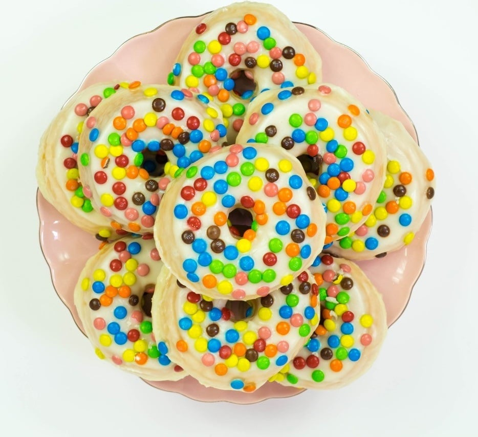 Doughnut Time Mixed 6-Pack, $38