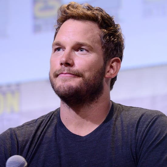 Cute Chris Pratt Pictures From Comic-Con