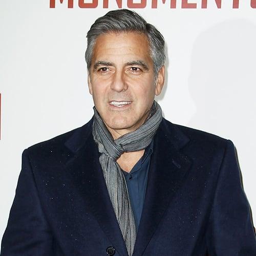 George Clooney Dating Amal Alamuddin