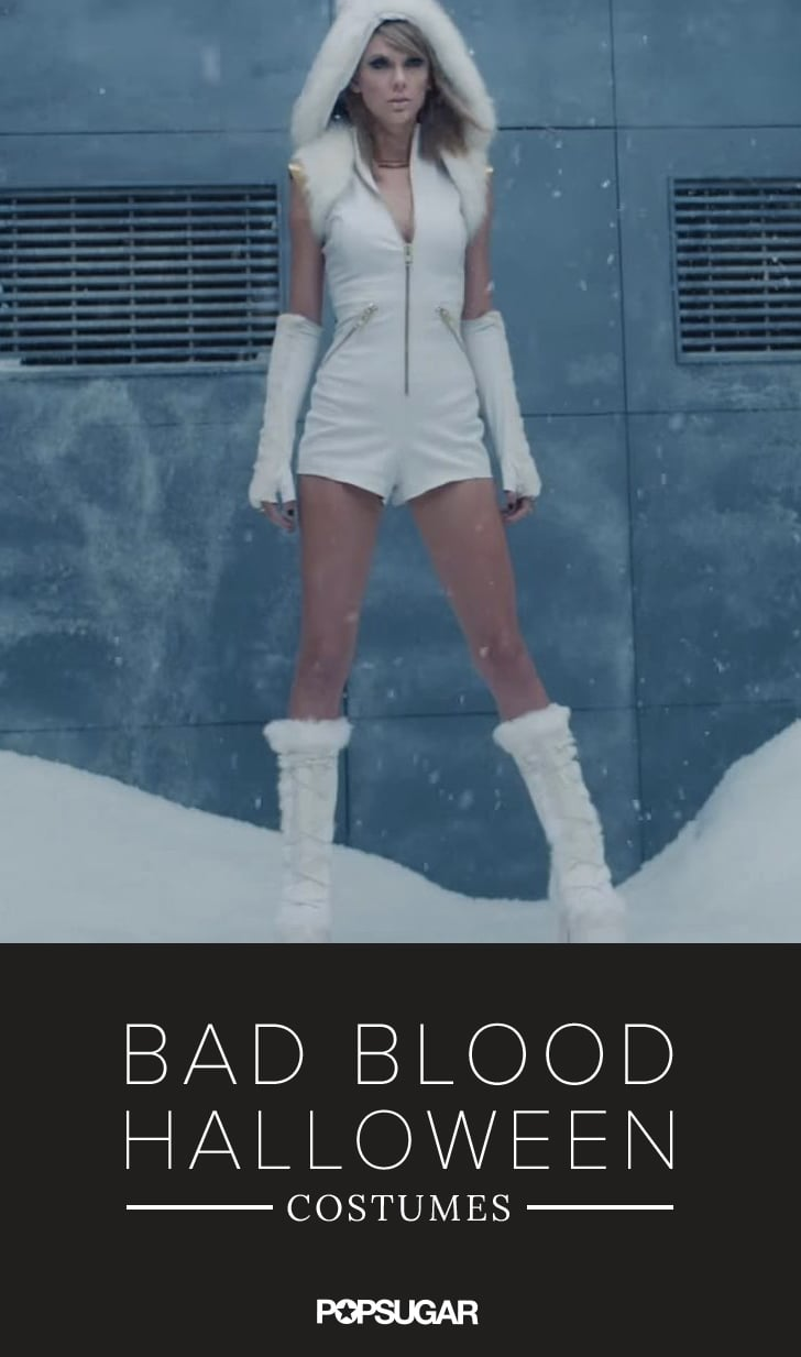 Taylor Swift Bad Blood Costumes | POPSUGAR Australia Love \u0026 Sex