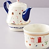 Mr. Boddington's Studio Good Cheer Tea for One Set