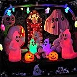 Glowing Ghost Trunk