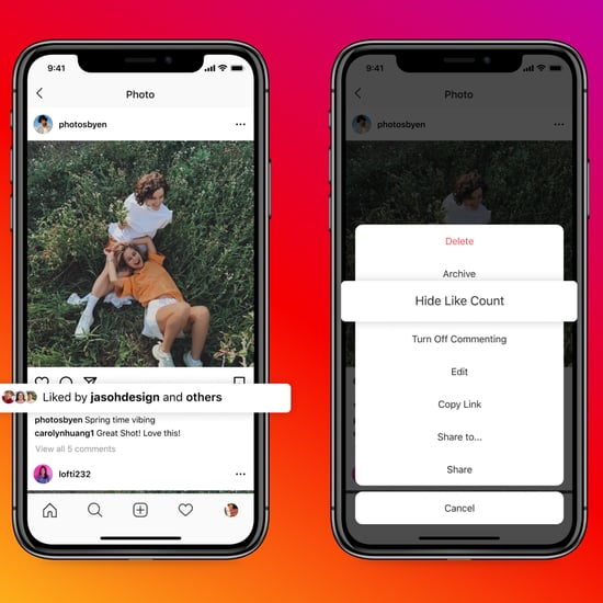 How to Hide Likes on Instagram Photos