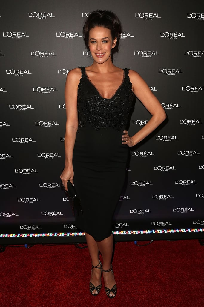 Megan Gale Gives Birth to Baby Boy