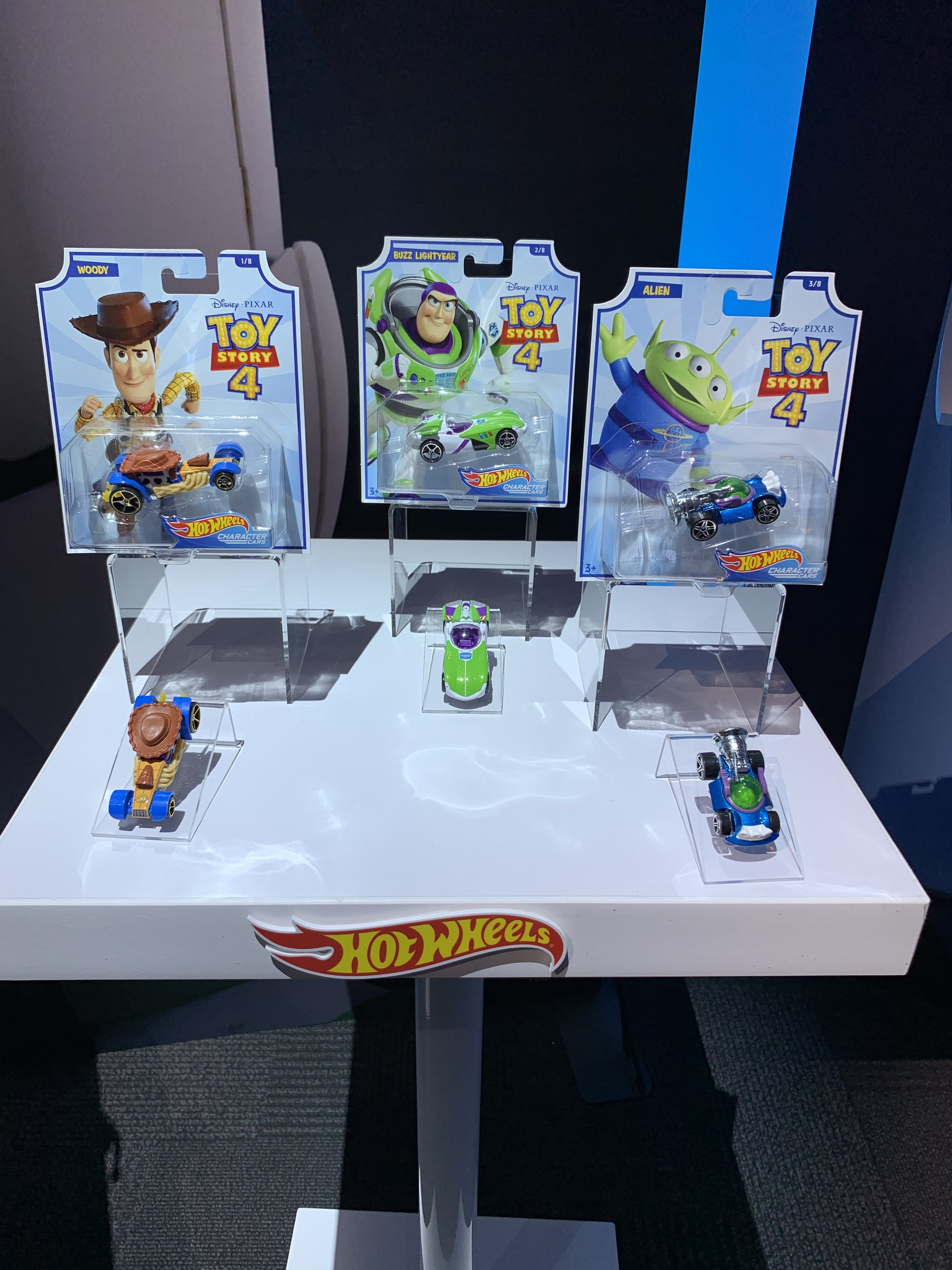Disney Pixar Toy Story Character Cars The 15 Best Toy Story 4