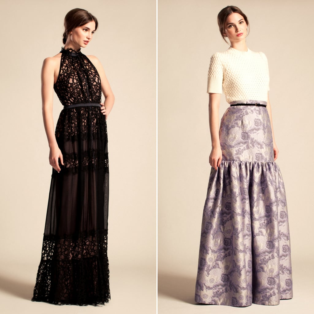 Temperley London Does Special Occasion Chic for Cruise 2014