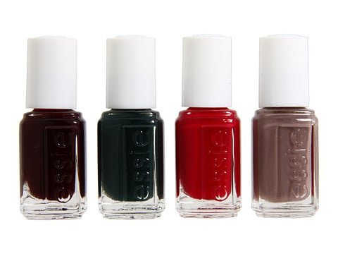 Essie's 4-piece Cube Fall Collection 2012 ($17) is sure to please the beauty junkie in your life.