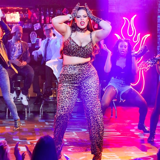 Ashley Graham Lip Sync Battle Video