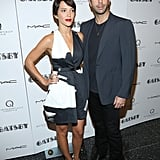 Carey and Leo Host a Big Apple Gatsby Bash