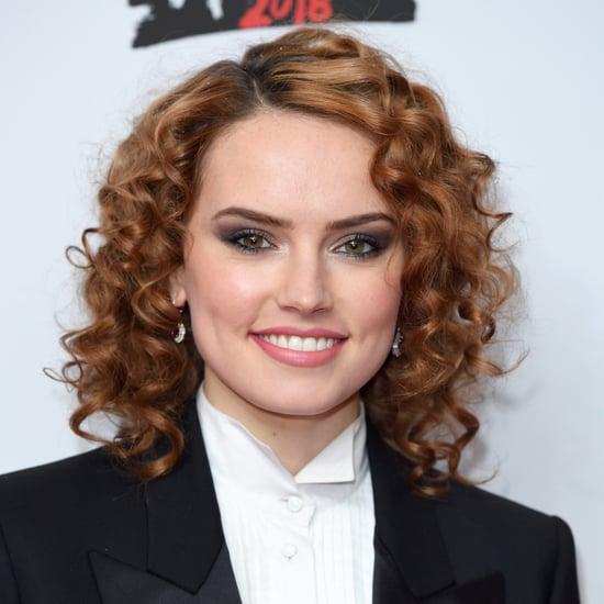 Daisy Ridley at the TV Empire Awards 2018