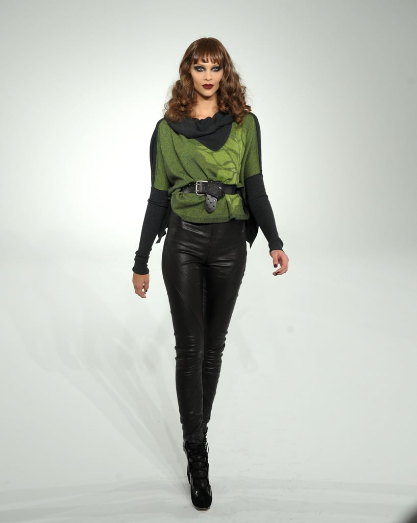 2010 Fall New York Fashion Week: L.A.M.B.