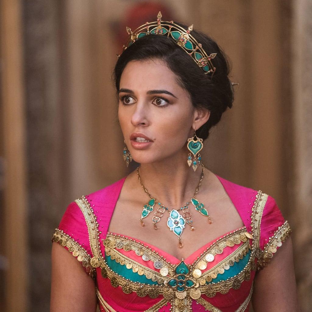 Zales Topaz Jewelry From Disney's Live-Action Aladdin