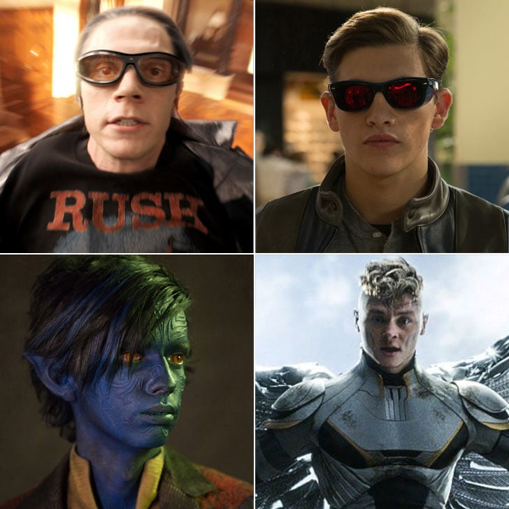 The Dude Mutants (Dudants?) From X-Men: Apocalypse