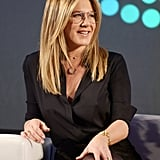 Jennifer Aniston at Entertainment Weekly's Popfest 2016