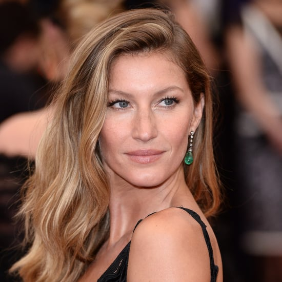 Gisele Bundchen Named The New Face of Chanel No 5