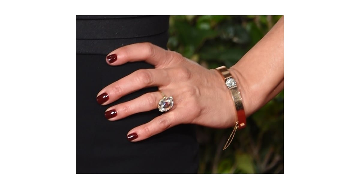Jennifer Aniston, Golden Globes | Celebrity Nails From Award Show ...