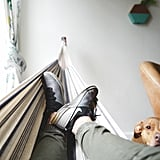 Hang in a hammock.