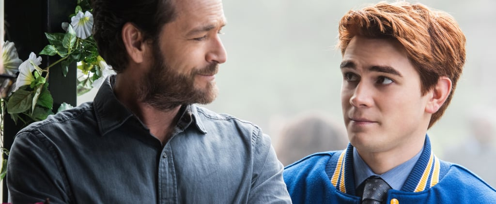Luke Perry's Best Moments as Fred Andrews on Riverdale