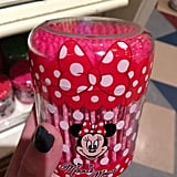 Or these Minnie Mouse Q-tips! Practical and cute.