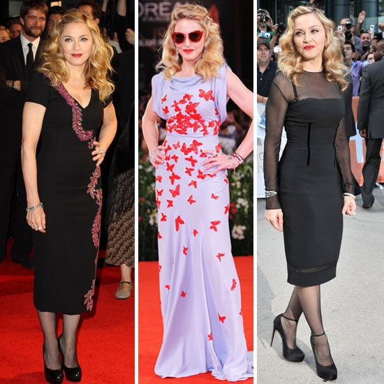 Madonna Launching Truth or Dare Fashion Collection