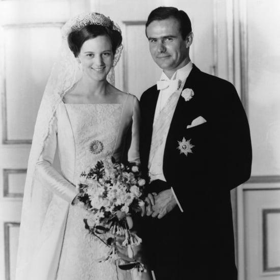 Prince Henrik and Margrethe of Denmark's Romance