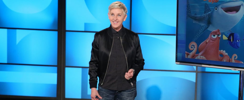 Ellen DeGeneres Uses Finding Dory to Completely Destroy Trump's Immigration Ban